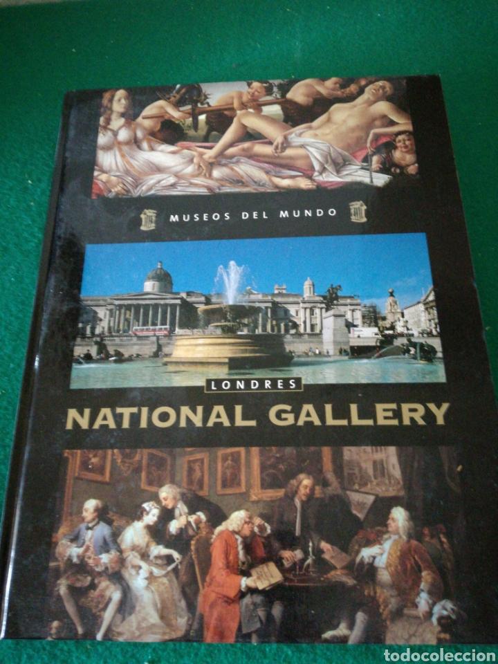MUSEOS DEL MUNDO NATIONAL GALLERY (Libros de Segunda Mano - Bellas artes, ocio y coleccionismo - Pintura)