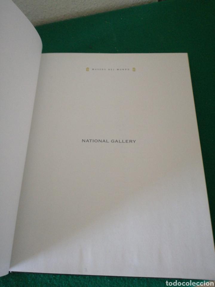 Libros de segunda mano: MUSEOS DEL MUNDO NATIONAL GALLERY - Foto 4 - 168283770