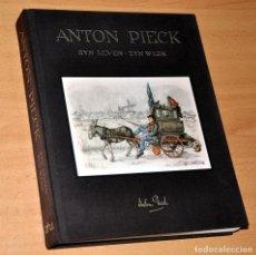 Libros de segunda mano: LIBRO EN NEERLANDÉS: PINTOR ANTON PIECK (1895-1987) - SU VIDA, SU OBRA - EDITA: Z.H.U. - BAARN 1973. Lote 168339836