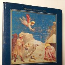 Libros de segunda mano: PINTURA ANTIGUA . GIOTTO DÍ BONDONE ABOUT 1267 1337 .ANNE MILLER VON DER HAEGEN .KONEMANN. Lote 168435388