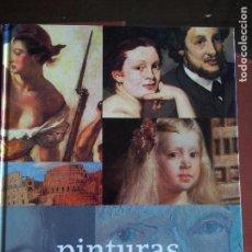 Libros de segunda mano: PINTURAS QUE CAMBIARON EL MUNDO. KLAUS REICHOLD - BERNHARD GRAF. Lote 168594388