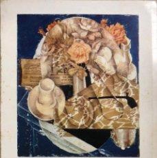Libros de segunda mano: GRIS. BODEGONES. POR FRANK ELGAR. EDITORIAL GUSTAVO GILI. BARCELONA, 1961. Lote 168921024