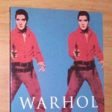 Libros de segunda mano: KLAUS HONNEF - ANDY WARHOL, 1928-1987. EL ARTE COMO NEGOCIO - TASCHEN, 2000. Lote 168855600