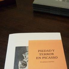 Libros de segunda mano: PIEDAD Y TERROR EN PICASSO EL CAMINO A GUERNICA. Lote 169127313