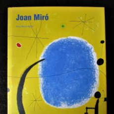 Libros de segunda mano: JOAN MIRÓ - ROSA MARÍA MALET - EDICIONES POLÍGRAFA 2003 - 127 PÁGS. (SIN USAR). Lote 169287568