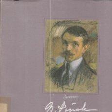 Libros de segunda mano: NICANOR PIÑOLE. AUTORRETRATOS. Lote 169414524