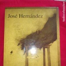 Libros de segunda mano: JOSÉ HERNÁNDEZ /JOSÉ CORREDOR-MATHEOS ED BRINDIS 1991 .. Lote 169461092