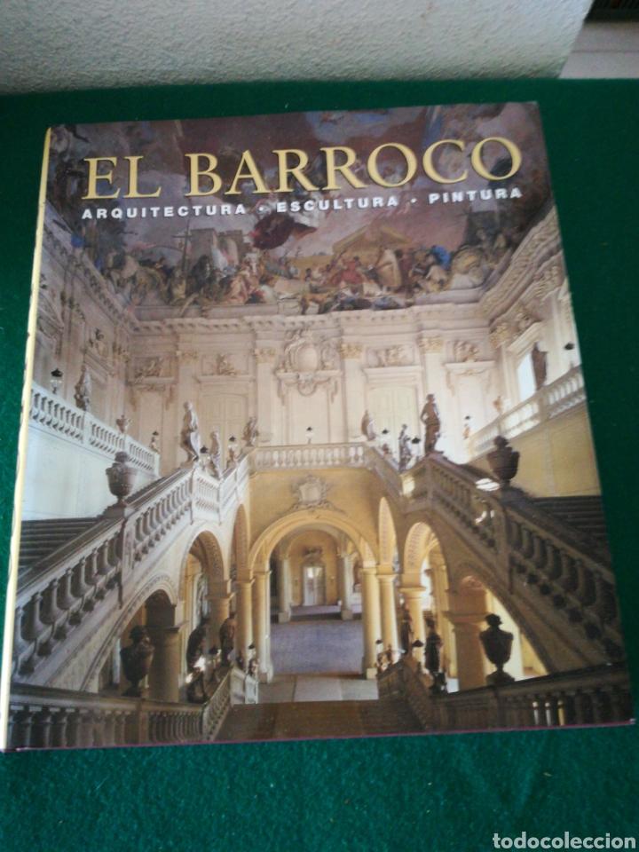 EL BARROCO ARQUITECTURA ESCULTURA PINTURA (Libros de Segunda Mano - Bellas artes, ocio y coleccionismo - Pintura)
