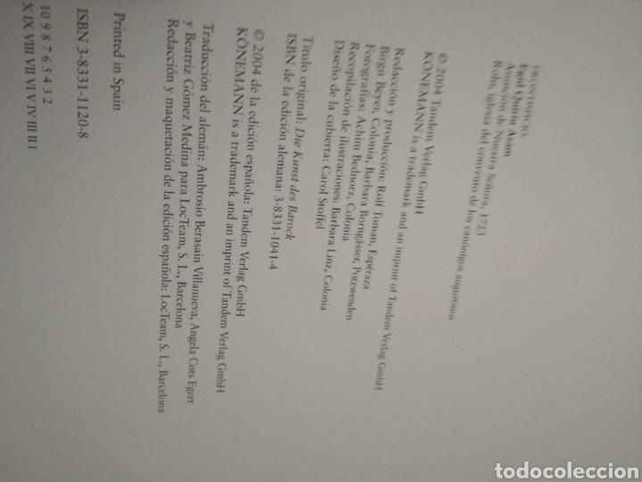Libros de segunda mano: EL BARROCO ARQUITECTURA ESCULTURA PINTURA - Foto 4 - 169885128