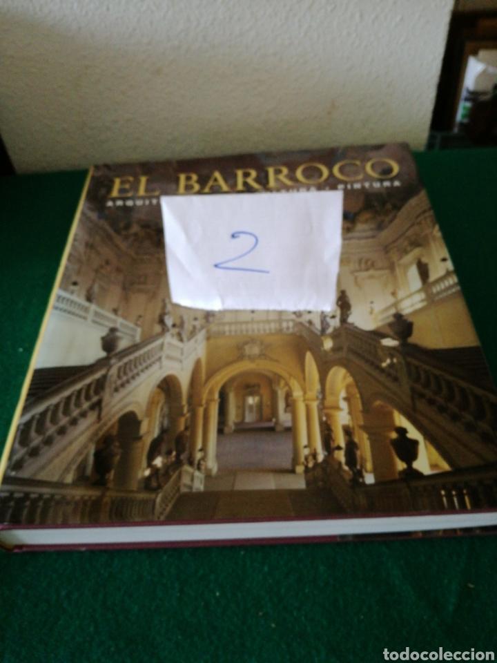 Libros de segunda mano: EL BARROCO ARQUITECTURA ESCULTURA PINTURA - Foto 6 - 169885128