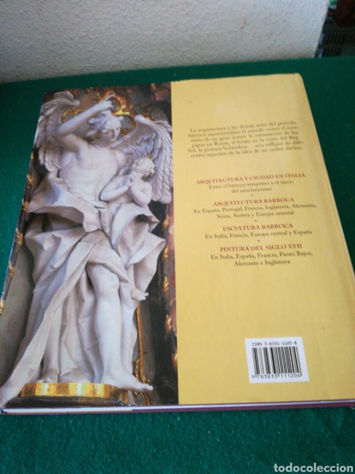 Libros de segunda mano: EL BARROCO ARQUITECTURA ESCULTURA PINTURA - Foto 7 - 169885128
