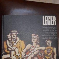 Libros de segunda mano: LIBRO PINTOR LEGER. Lote 169918844