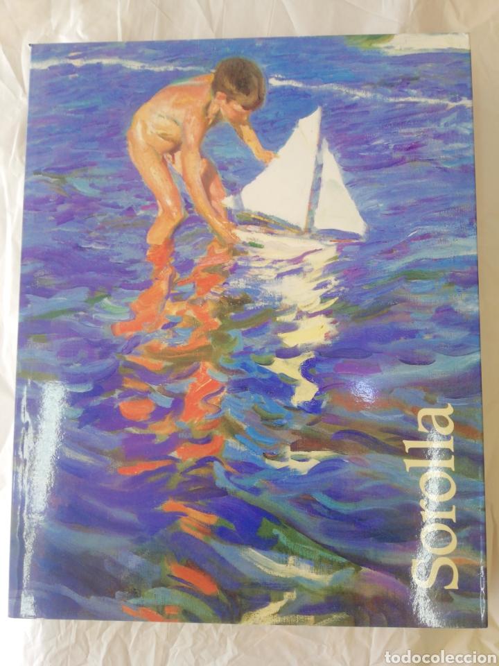 SOROLLA. FONDOS DEL MUSEO SOROLLA. (Libros de Segunda Mano - Bellas artes, ocio y coleccionismo - Pintura)