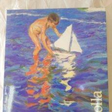 Libros de segunda mano: SOROLLA. FONDOS DEL MUSEO SOROLLA.. Lote 170065756