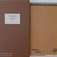 Libros de segunda mano: 'VENEZIA', ÁLBUM DE DIBUJOS (RAMÓN GAYA). Lote 170252100