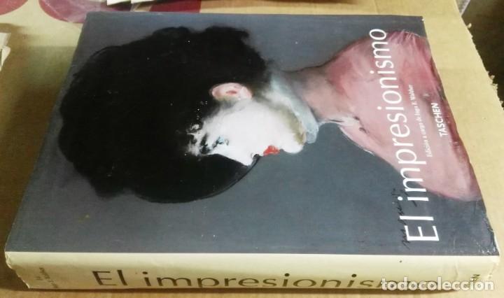 Libros de segunda mano: Ingo F. Walther (ed.), El Impresionismo, Taschen, 1997, - Foto 2 - 170349532