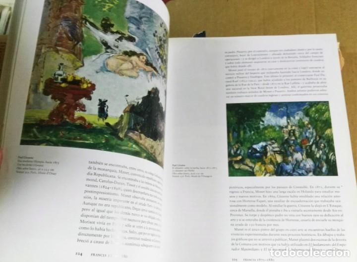 Libros de segunda mano: Ingo F. Walther (ed.), El Impresionismo, Taschen, 1997, - Foto 3 - 170349532