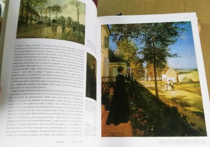 Libros de segunda mano: Ingo F. Walther (ed.), El Impresionismo, Taschen, 1997, - Foto 4 - 170349532