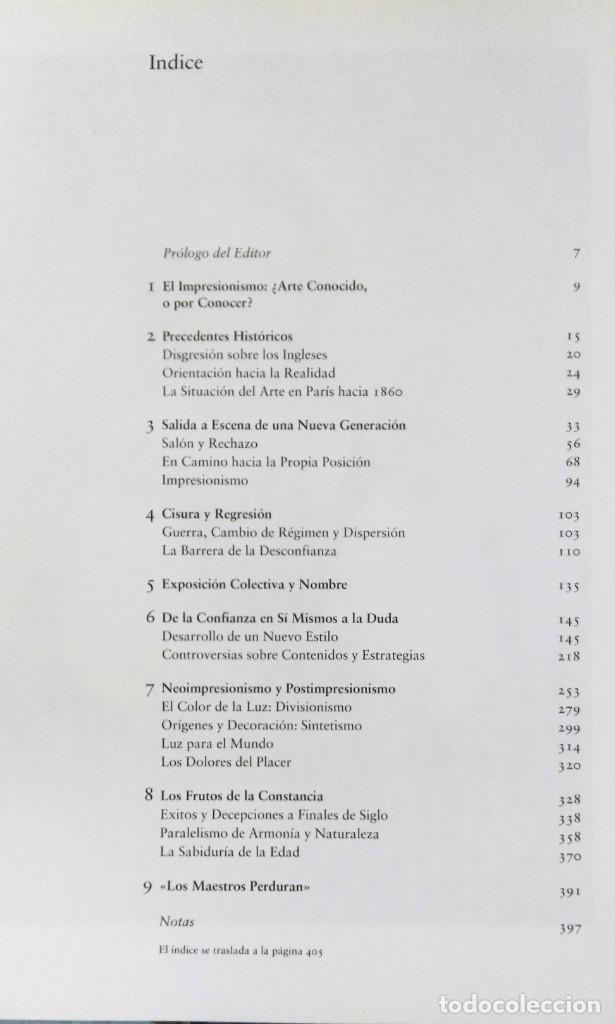Libros de segunda mano: Ingo F. Walther (ed.), El Impresionismo, Taschen, 1997, - Foto 5 - 170349532
