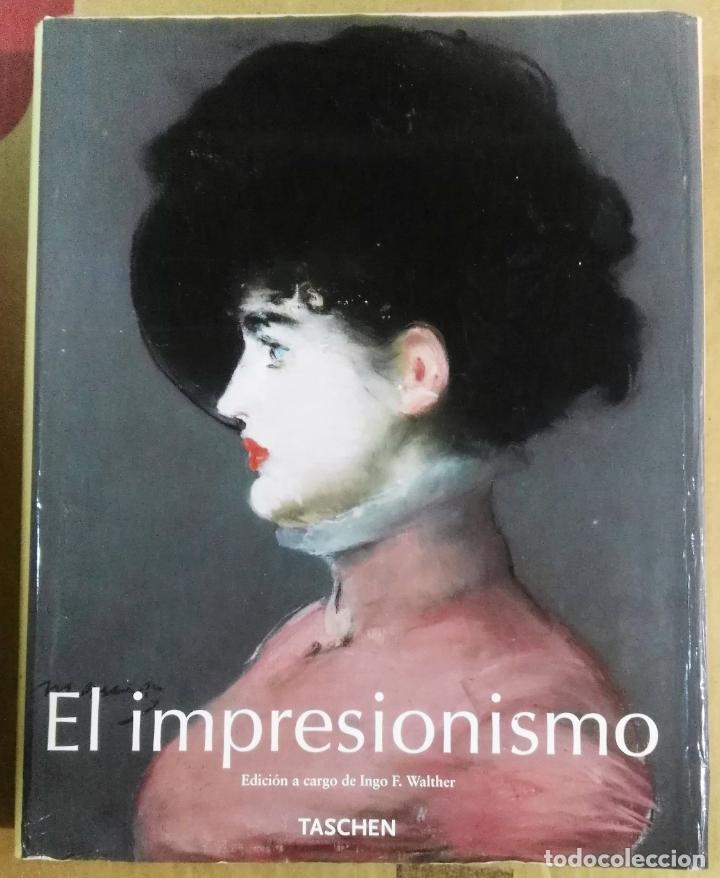 INGO F. WALTHER (ED.), EL IMPRESIONISMO, TASCHEN, 1997, (Libros de Segunda Mano - Bellas artes, ocio y coleccionismo - Pintura)