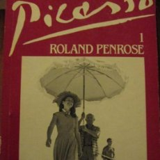Libros de segunda mano: PICASO-ROLAND PENROSE-2 TOMOS. Lote 170378468