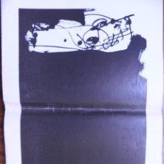 Libros de segunda mano: ANTONIO SAURA..MUSEO ESPAÑOL DE ARTE CONTEMPORÁNEO.1982. Lote 170525232