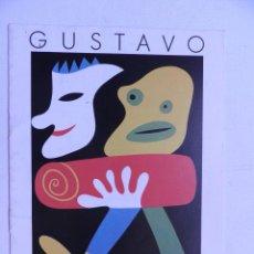 Libros de segunda mano: GUSTAVO. MANHATTAN-BERLIN-CAPDEPERA. HOMMAGE A WOODY ALLEN. BERLIN 1990. Lote 170528200