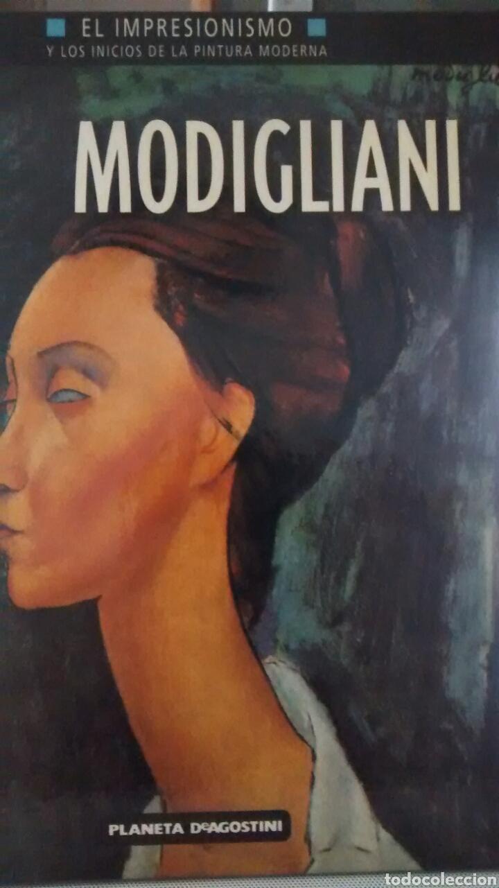 MODIGLIANI DE GIORGIO CORTENOVA (PLANETA DE AGOSTINI) (Libros de Segunda Mano - Bellas artes, ocio y coleccionismo - Pintura)