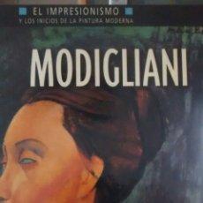 Libros de segunda mano: MODIGLIANI DE GIORGIO CORTENOVA (PLANETA DE AGOSTINI). Lote 170554292