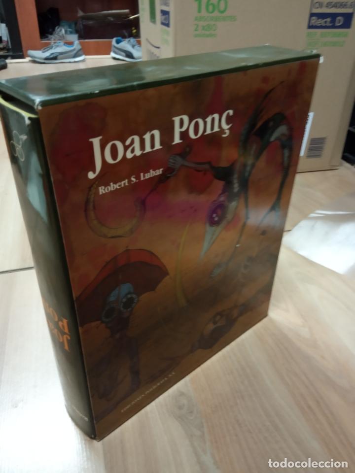 JOAN PONC -EDICIONES POLIGRAFA 1994 (Libros de Segunda Mano - Bellas artes, ocio y coleccionismo - Pintura)