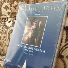 Libros de segunda mano: SUMMA ARTIS XXXIII (33). PINTURA BRITANICA 1500-1820, DE JUAN LUNA. NUEVO, PRECINTADO.. Lote 170876200