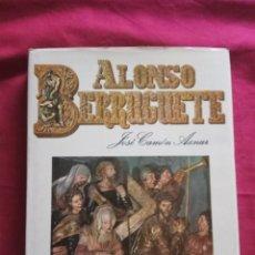 Libros de segunda mano: ALONSO BERRUGUETE. JOSÉ CAMÓN AZNAR. ESPASA-CALPE, 1980.. Lote 170879480