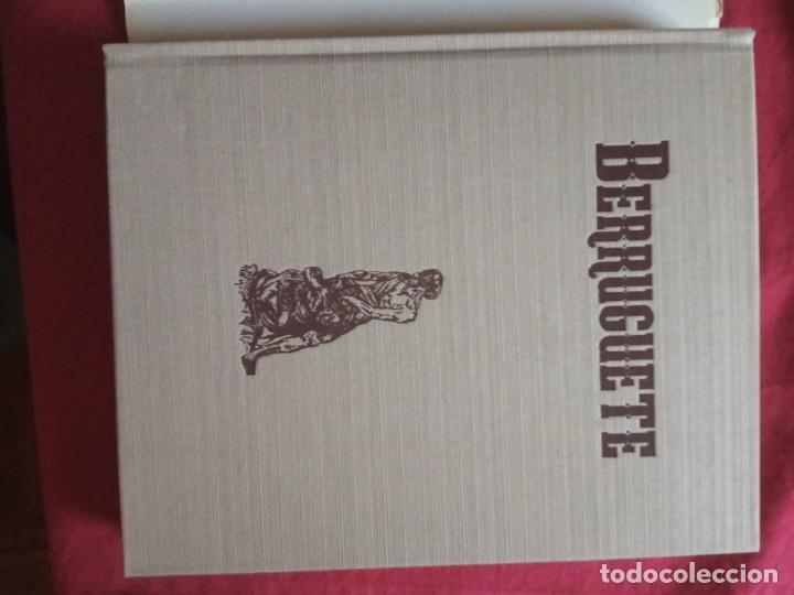 Libros de segunda mano: ALONSO BERRUGUETE. JOSÉ CAMÓN AZNAR. ESPASA-CALPE, 1980. - Foto 4 - 170879480