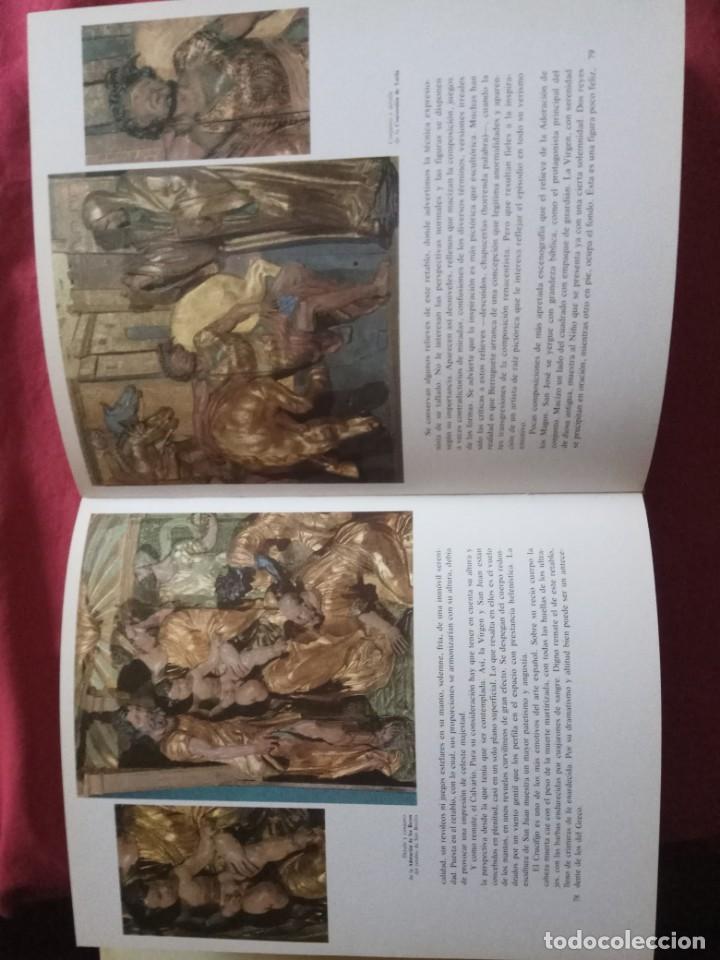 Libros de segunda mano: ALONSO BERRUGUETE. JOSÉ CAMÓN AZNAR. ESPASA-CALPE, 1980. - Foto 5 - 170879480