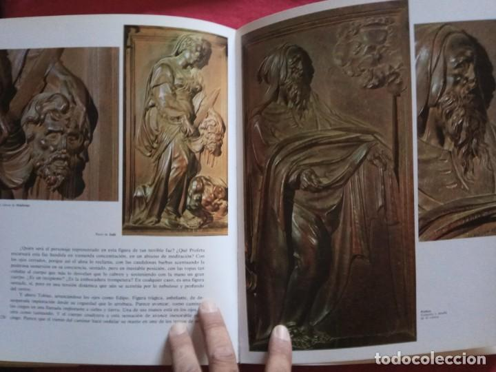 Libros de segunda mano: ALONSO BERRUGUETE. JOSÉ CAMÓN AZNAR. ESPASA-CALPE, 1980. - Foto 6 - 170879480