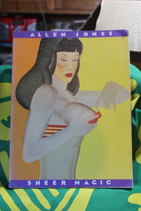 SHEER MAGIC. ALLEN JONES (Libros de Segunda Mano - Bellas artes, ocio y coleccionismo - Pintura)