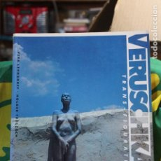 Libros de segunda mano: TRANS-FIGURATIONS (VERUSCHKA). Lote 170940655