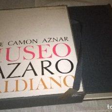 Libros de segunda mano: 7-MUSEO LAZARO GALDIANO. Lote 170984503