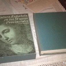 Libros de segunda mano: 6-LA PINTURA ESPAÑOLA EN LOS MUSEOS PROVINCIALES-LIBROFILM 1967. Lote 170984543