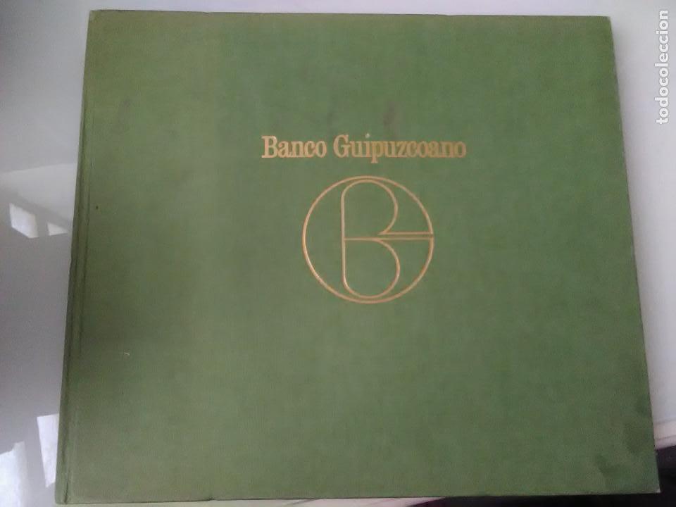 LIBRO BANCO GUIPUZCOANO EXPOSICION CAMINOS EN LA PINTURA (Libros de Segunda Mano - Bellas artes, ocio y coleccionismo - Pintura)