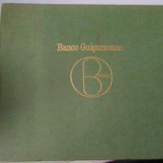 Libros de segunda mano: LIBRO BANCO GUIPUZCOANO EXPOSICION CAMINOS EN LA PINTURA . Lote 170857895