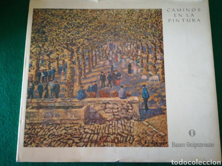 CAMINOS EN LA PINTURA (Libros de Segunda Mano - Bellas artes, ocio y coleccionismo - Pintura)