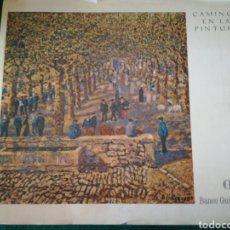 Libros de segunda mano: CAMINOS EN LA PINTURA. Lote 171304450