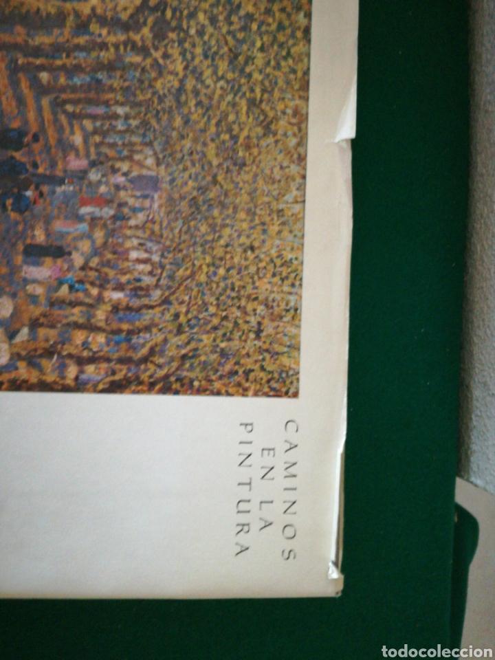 Libros de segunda mano: CAMINOS EN LA PINTURA - Foto 2 - 171304450