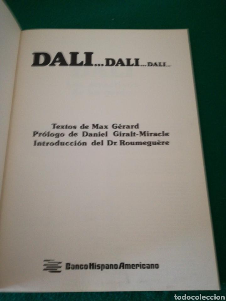 Libros de segunda mano: DALI LOS ATRACTIVOS DE UN GENIO - Foto 2 - 171318280