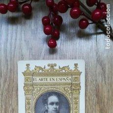 Libros de segunda mano: GOYA EN EL MUSEO DEL PRADO. PINTURAS.. Lote 171337892