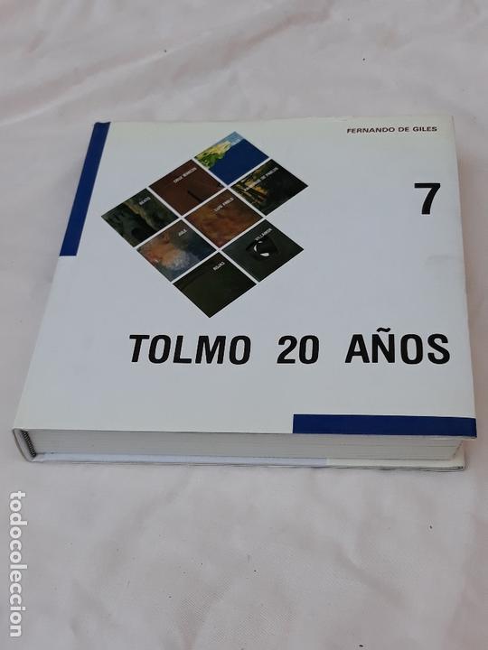 TOLEDO -TOLMO 20 AÑOS - BEATO-CRUZ MARCOS-GILES-JULE-LUIS PABLO-RAIMUNDO DE PABLOS-ROJAS Y VILLAMOR. (Libros de Segunda Mano - Bellas artes, ocio y coleccionismo - Pintura)