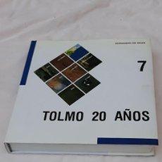 Libros de segunda mano: TOLEDO -TOLMO 20 AÑOS - BEATO-CRUZ MARCOS-GILES-JULE-LUIS PABLO-RAIMUNDO DE PABLOS-ROJAS Y VILLAMOR.. Lote 171410387