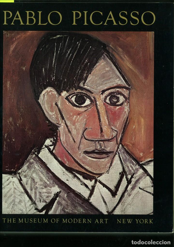 PABLO PICASSO A RETROSPECTIVE. WILLIAM RUBIN (Libros de Segunda Mano - Bellas artes, ocio y coleccionismo - Pintura)