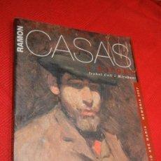 Libros de segunda mano: RAMON CASAS I SITGES. L'INICI DE LA RELACIO, ISABEL COLL I MIRABENT 2007 FUND.AVE MARIA. Lote 171503043